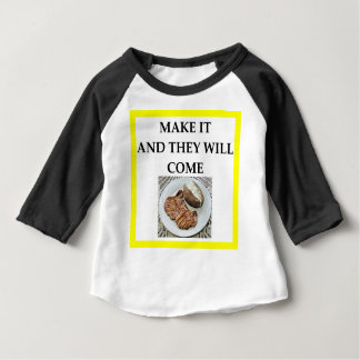 pork chop baby T-Shirt