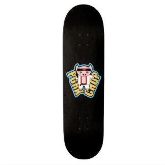 Pork Chop Skate Board