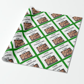 pork chops wrapping paper