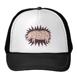 Pork Cuts Trucker Hat