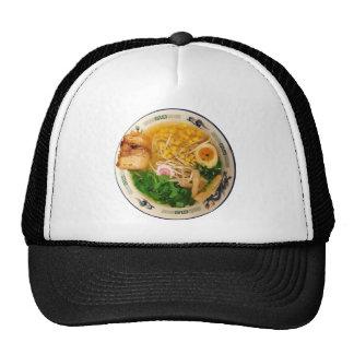 Pork Ramen Noodle Soup Cap