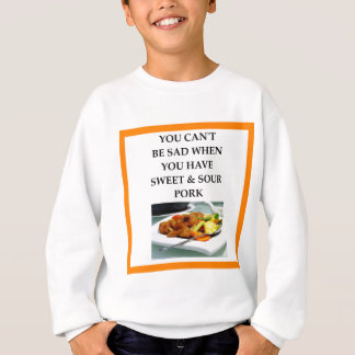 pork sweatshirt