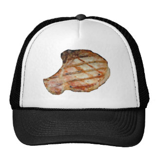 Porkchops Are Delicious Mesh Hats