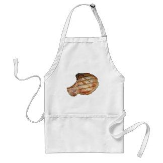 Porkchops Are Delicious Standard Apron