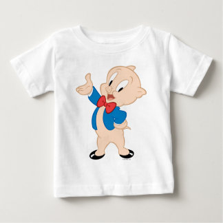 Porky Pig | Classic Pose Baby T-Shirt