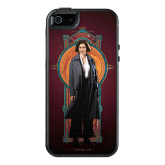 Porpentina Goldstein Art Deco Panel OtterBox iPhone 5/5s/SE Case