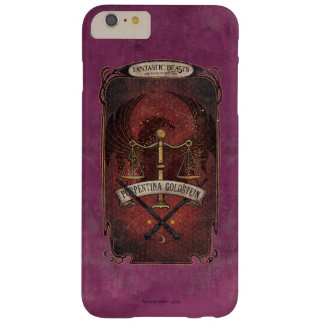 Porpentina Goldstein M.A.C.U.S.A. Graphic Barely There iPhone 6 Plus Case