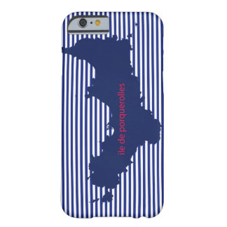 Porquerolles hull barely there iPhone 6 case