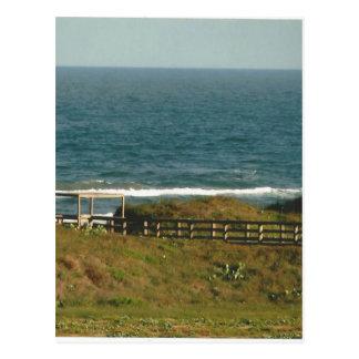 port arkansas tx postcard