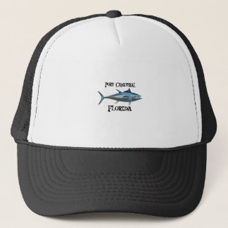 port canaveral Florida. Trucker Hat
