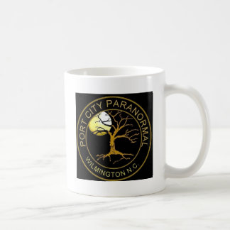 Port City Paranormal Coffee Mug