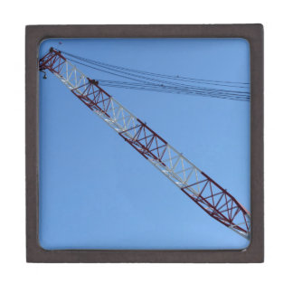 Port crane premium gift boxes