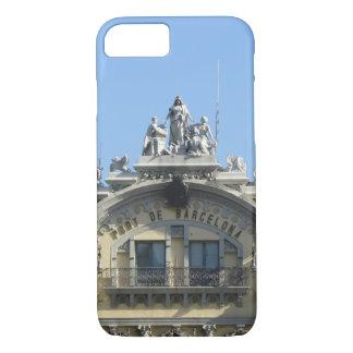Port de Barcelona iPhone 7 Case