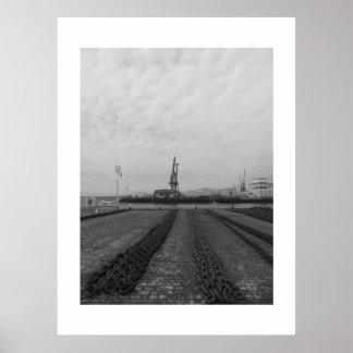 port de Brest Posters