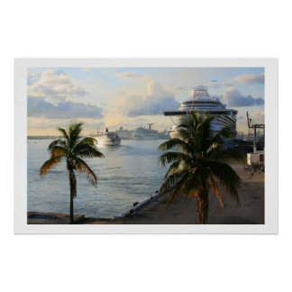 Port Everglades Posters