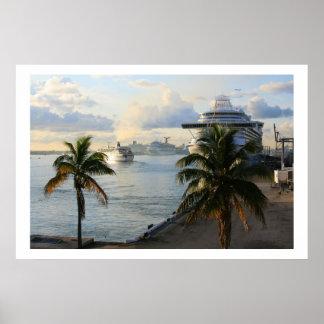 Port Everglades Posters