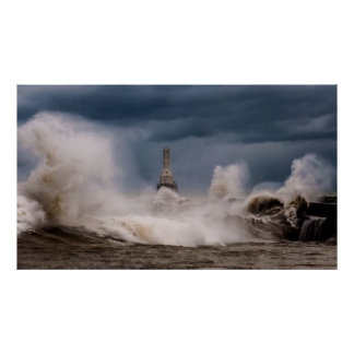 Port Lighthouse Print