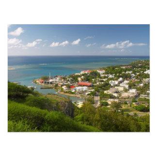 Port Mathurin, Rodrigues Island, Mauritius Postcard