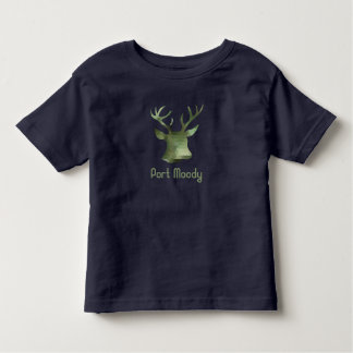 Port Moody Camouflage Deer Toddler T-Shirt