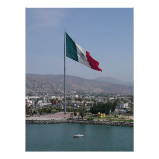 Port of Ensenada Poster