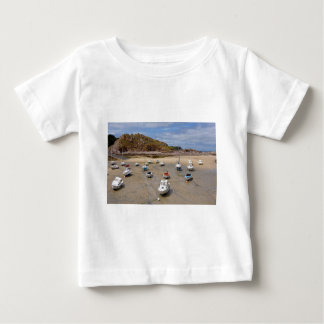 Port of Erquy in France Baby T-Shirt