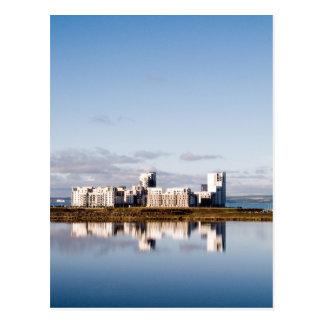 Port Of Leith, Edinburgh Postcard