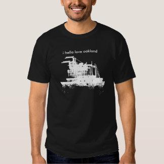 Port of Oakland Landmarks Shirt