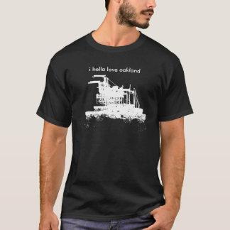 Port of Oakland Landmarks T-Shirt