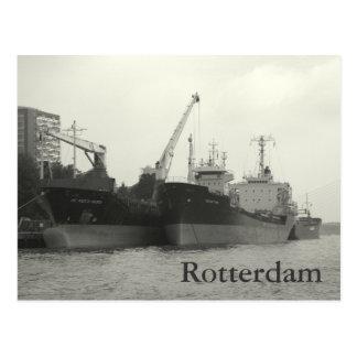 Port of Rotterdam Postcard
