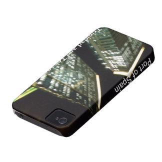 Port of Spain iphone Case Case-Mate iPhone 4 Cases