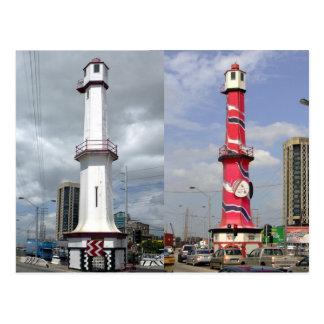 Port of Spain Lighthouse, Trinidad Postcard
