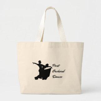 Port Orchard Dance Tote Bag
