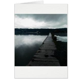 Port Penrhyn Bangor North Wales Card