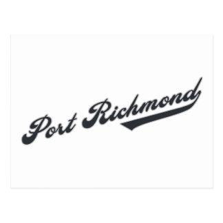 Port Richmond Postcard
