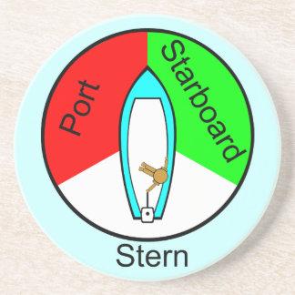 Port Starboard Stern Coaster