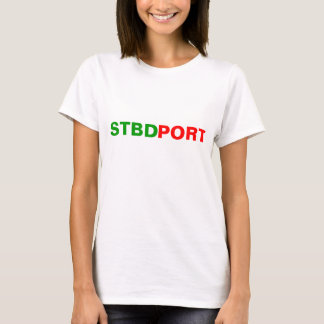 PORT STARBOARD T-SHIRT TEMPLATE FASHION LATEST HOT