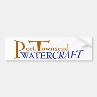 Port Townsend Watercraft decal