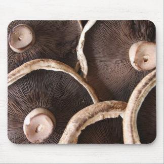 Portabella Mushrooms For Foodies Mouse Pad