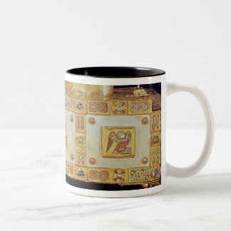 Portable altar of St. Andrew 2 Two-Tone Coffee Mug