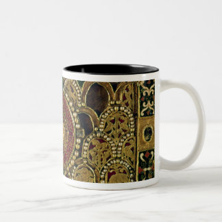 Portable altar of St. Andrew Two-Tone Coffee Mug