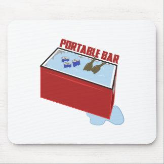Portable Bar Mouse Pads