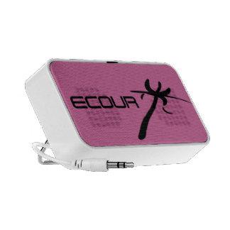 portable loudspeaker Doodle of design ecour Travelling Speaker