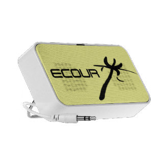 portable loudspeaker Doodle of design ecour Laptop Speakers
