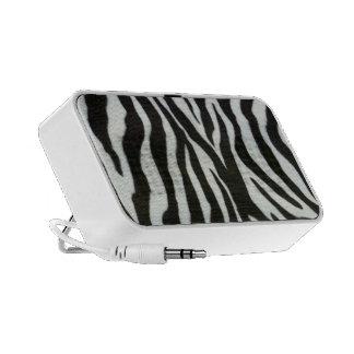"Portable loudspeaker ""ZEBRA "" Notebook Speakers"
