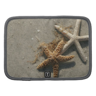 Portable Planner Starfish Design