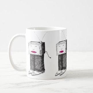 Portable TV Mug