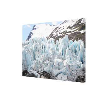 Portage Glacier, Alaska, USA Canvas Print