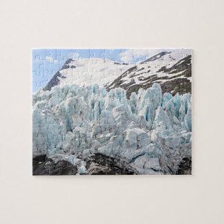 Portage Glacier, Alaska, USA, Jigsaw Puzzle