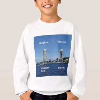 Portage Lake Lift Bridge Sweatshirt