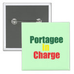 Portagee in Charge Badges